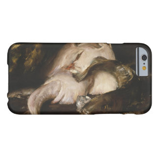William Merritt Chase - Still Life, Fish Barely There iPhone 6 Case