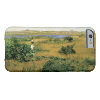 William Merritt Chase - Summer at Shinnecock Hills Barely There iPhone 6 Case