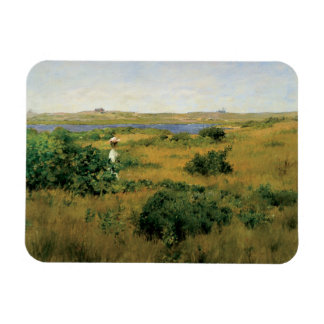 William Merritt Chase - Summer at Shinnecock Hills Magnet