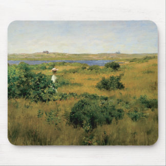 William Merritt Chase - Summer at Shinnecock Hills Mouse Pad