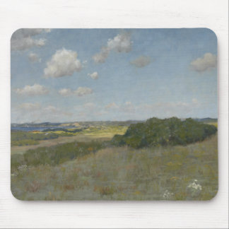 William Merritt Chase - Sunlight and Shadow Mouse Pad