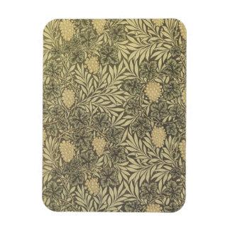 William Morris 11 Rectangular Photo Magnet