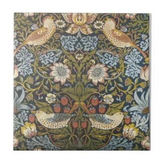William Morris 15 Ceramic Tile