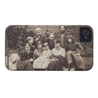 William Morris (1834-96) Sir Edward Burne-Jones (1 Case-Mate iPhone 4 Cases