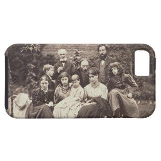 William Morris (1834-96) Sir Edward Burne-Jones (1 iPhone 5 Cases