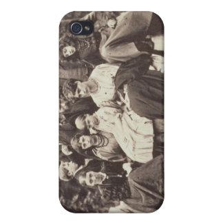 William Morris (1834-96) Sir Edward Burne-Jones (1 iPhone 4 Case