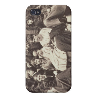 William Morris (1834-96) Sir Edward Burne-Jones (1 iPhone 4/4S Case