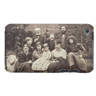 William Morris (1834-96) Sir Edward Burne-Jones (1 iPod Touch Case-Mate Case