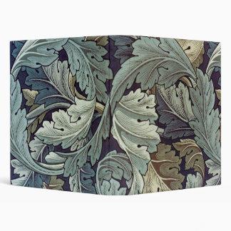 William Morris Acanthus Floral Wallpaper Design Binder