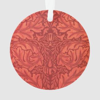William Morris Acanthus For Velveteen Design Ornament