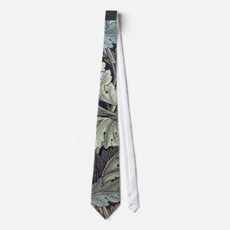 William Morris Acanthus leaves Tie