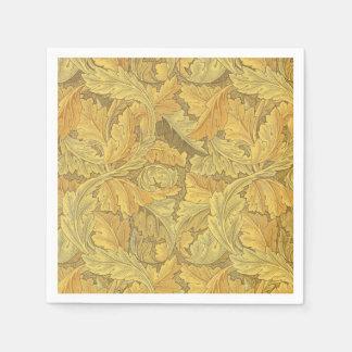 William Morris Acanthus Wallpaper Napkin