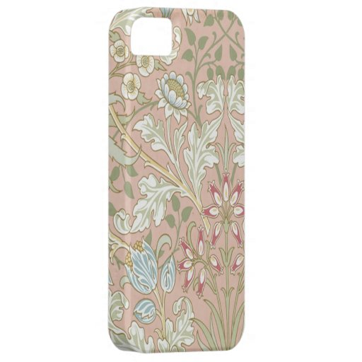 William Morris and Company floral background iPhone SE/5/5s Case