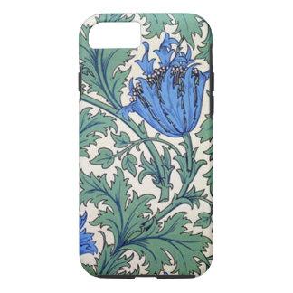 """William Morris """"anémona"""" Funda iPhone 7"""