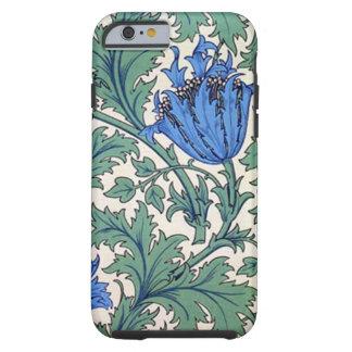 """William Morris """"anémona"""" Funda Para iPhone 6 Tough"""
