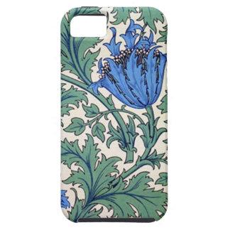 """William Morris """"anémona"""" Funda Para iPhone SE/5/5s"""