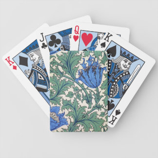 "William Morris ""Anemone"" Bicycle Playing Cards"