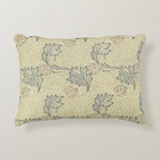 William Morris Apple Design Accent Pillow