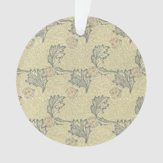 William Morris Apple Design Ornament
