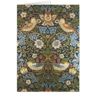 William Morris Art Card 20