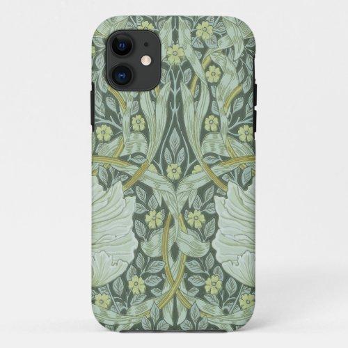 William Morris, Art nouveau pattern, beautiful art Phone Case