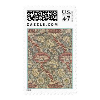 William Morris Art Postage Stamps 9