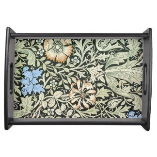 William Morris Art Serving Tray