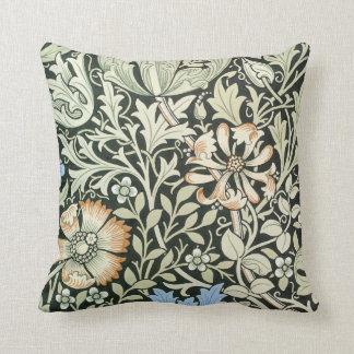 William Morris Art Throw Pillow
