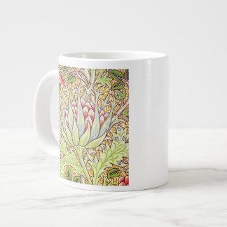 William Morris Artichoke Large Coffee Mug