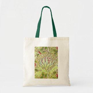 """William Morris """"Artichoke"""" Tote Bag"""