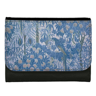 William Morris Arts and Crafts blue Wallet