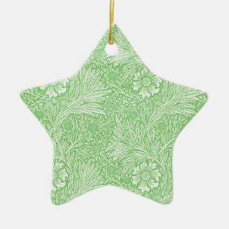 William Morris Arts and Crafts Design Christmas Tree Ornaments
