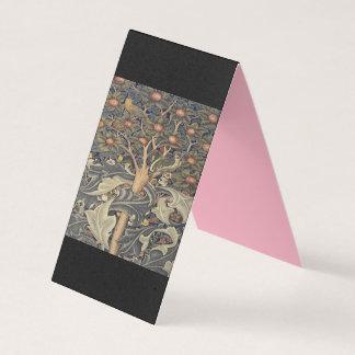 William Morris beautiful art nouveau work Business Card