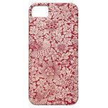 William Morris Bird and Anemone iPhone SE/5/5s Case