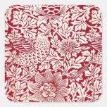William Morris Bird and Anemone Sticker