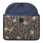 William Morris Bird And Pomegranate Sleeves For MacBook Pro