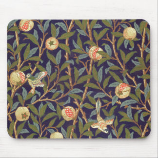 William Morris Bird And Pomegranate Mouse Pads