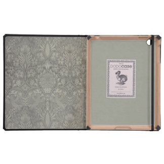 William Morris Bird and Vine Pattern Cover For iPad