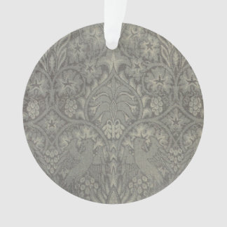 William Morris Bird and Vine Pattern Ornament