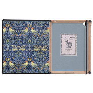 William Morris Bird Pattern iPad Covers