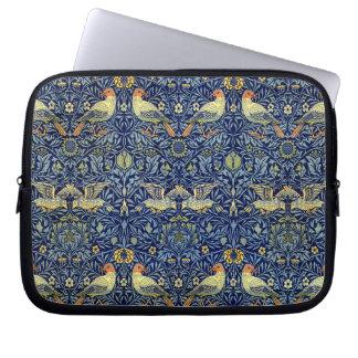 William Morris Bird Pattern Laptop Sleeves