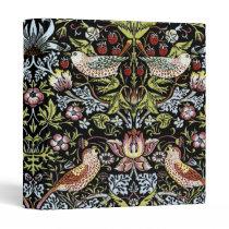 William Morris birds and flowers 2 Binder