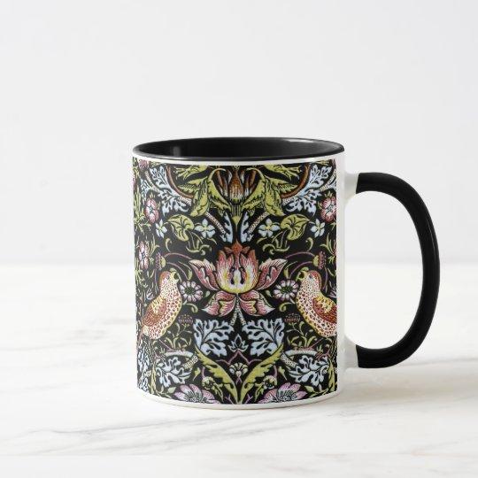 William Morris birds and flowers 2 Mug