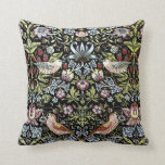 William Morris birds and flowers 2 Throw Pillows
