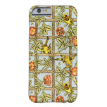 William Morris birds and flowers pattern iPhone 6 Case