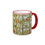 William Morris birds and flowers pattern Coffee Mug