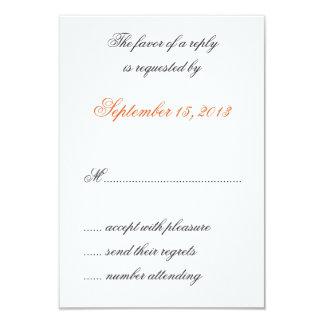 William Morris Birds & Flowers Wedding RSVP Cards