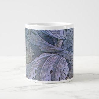 William Morris Blue Acanthus 20 Oz Large Ceramic Coffee Mug