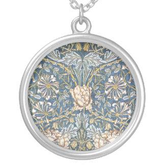 William Morris Blue Floral Jewelry