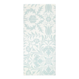 William Morris Borage Ceiling Paper in Blue Rack Card